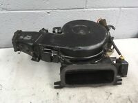 Jaguar XK8,XKR Denso Right Blower Motor Fan Assembly (Damaged!) MJA6520AA