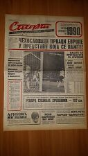 SPORT DAILY NEWSPAPERS UEFA EURO 1976, CZECHOSLOVAKIA WINNER, FINAL GAME REPORT