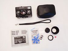 Rollei 35S Black mit Rollei HFT Sonnar 2,8/40, getestet **Exzellenter Zustand**