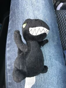 2005 Neopets McDonald's Shadow Grarrl With Tush Tag RARE
