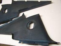 MOPAR 67 68 C-BODY REAR SAIL PANELS 2 DOOR HDTP CHRYSLER 300 POLARA MONACO FURY