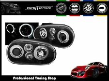 FEUX AVANT PHARES LPVW60 VW GOLF 4 1997 1998 1999 2000 2001 2002 2003 ANGEL EYE