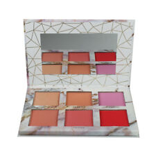 BC Blusher Palette - Face Rosy Cheeks Red Pink Powder Compact Gift Colours Shade