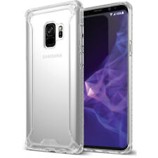 Poetic For Samsung Galaxy S9 Rugged Case [Affinity] Shockproof TPU Cover Clear