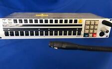 Rts Systems Kp96-7 Telex Matrix Intercom Key Panel W Microphone