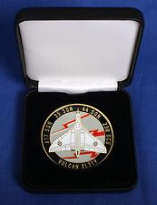 Limited Edition RAF Vulcan Bomber XL319 Medal including Presentation Case