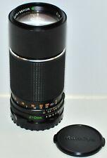 Mamiya 645: Sekor C 210mm f/4,0; guter Zustand