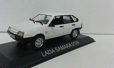 LADA VAZ 2109 SAMARA LEGENDARY BALKAN CARS DEAGOSTINI IXO 1/43