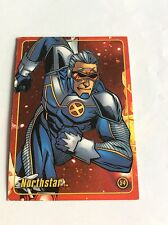 NORTHSTAR MARVEL FIGURE FACTORY SERIES 2 TRADING CARD 54