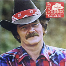 """ED BRUCE """"One To One"""" NEW FACTORY SEALED 1981 MCA LP"""