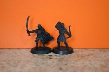 Games Workshop Lord Of The Rings Metal Figures Haldir & Legolas 2 Figures