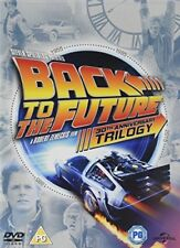 Back to The Future Trilogy [DVD] [1985] Used Very Good UK Region 2