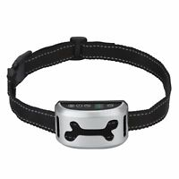 Anti-Bark Collar Rechargeable Waterproof Bark Collars for Small Medium Large Dog