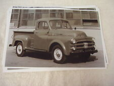 1953 DODGE  PICK UP   11 X 17  PHOTO   PICTURE
