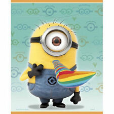 Despicable Me 2 Minions Party Favor 8 Loot Bags