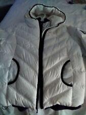 New Beautiful Victoria's Secret Rare ski jacket and vest White Size  medium.