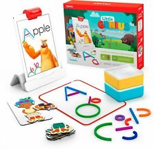 Osmo - Little Genius Starter Kit for iPad with Four hands-on games motor skills
