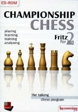 Championship Chess, Fritz for Fun 2, New & Sealed.