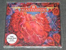 MASTODON Capillarian Crest CD Single 2006 2 Track