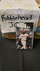 CIB MLB 08 THE SHOW PSP SONY PLAYSTATION PORTABLE VIDEO GAME BASEBALL