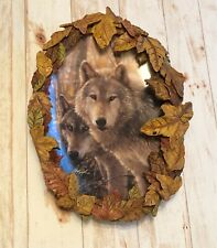 "New ListingThe Bradford Exchange, Season of the Wolf ""Through the Thicket"" Collectors Plate"