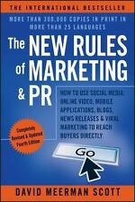 The New Rules of Marketing and PR : How to Use Social Media, Online Video,...