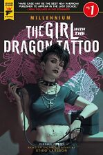 MILLENNIUM GIRL WITH THE DRAGON TATTOO GRAPHIC NOVEL New Paperback 1st Class