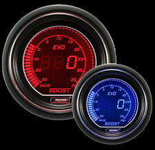 Prosport-Digital Boost Gauge EVO Series RED & BLUE 52mm