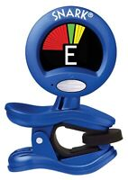 Snark SN-1X Clip-on Guitar & Bass Chromatic Tuner! Blue SN1X, SN 1X