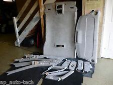 Headlining Trim Set, Cream / White Alcantara for Audi RS6 Saloon