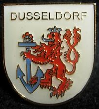 Dusseldorf - German Hat Lapel Pin HP6032