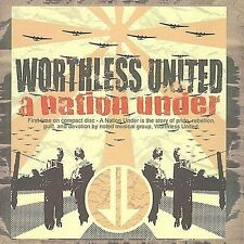A Nation Under Worthless United MUSIC CD