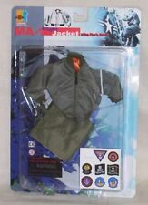 "Dragon 1/6 Scale 12"" Modern Pilot MA-1 Flight Jacket 71063 LOOSE"
