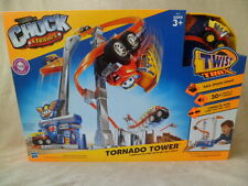 Tonka Chuck and Friends Tornado Tower TWIST TRAX Boys 3+ Hasbro 53573 NRFB 2012
