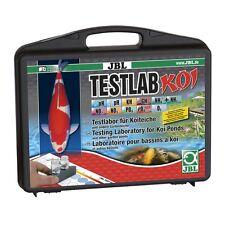 JBL Testlab Koi - 11 verschiedene Tests zur Koiteich Wasseranalyse - Koi Teich