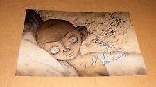 Koji Yamamura *Japan Animation Atama-yama*, original signed Photo 20x30 (8x12)