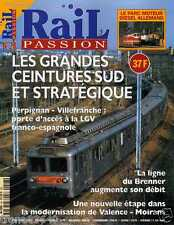 Magazine RAIL PASSION n° 28 de 1999 TRAIN-TRANSPORT-LOCOMOTIVE-
