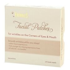 1Pack 144 patches FROWNIES Facial Patches for Wrinkles Corners of Eyes & Mouth