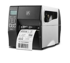 ZEBRA ZT230 203 DPI NEW LABEL PRINTER NEU ETIKETTENDRUCKER ZT23042-T0E200FZ
