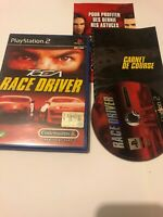 🥳 jeu playsation 2 ps2 ps3 pal fr toca race driver course