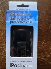 Exspect Luxury Leather Case Apple iPod Nano 4th Gen