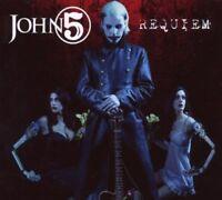 JOHN 5 - REQUIEM  CD NEW+