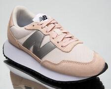 New Balance 237 женские розовые серебро низкие спортивные повседневные повседневные кроссовки, обувь