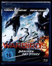 WARBIRDS <DRACHEN DES TODES> BLUE-RAY NEU VERSCHWEISST