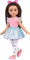 Glitter Girls Dolls by Battat - Candice 14' Poseable Fashion Doll - Dolls for 3