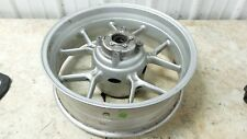 09 Triumph Tiger 1050 abs rear back wheel rim