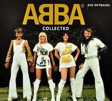 ABBA Collected 3 CD Digipak NEW