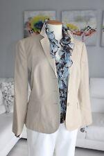 Betty Barclay Collection  Blazer Jacket Jacke Gr.38 M Sand