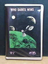 WHO DARES WINS - Commodore CBM 64 - MR. SOFT - NUOVO NEW OLD STOCK - Vintage