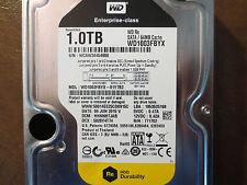 """Western Digital WD1003FBYX-01Y7B2 DCM:HHNNHTJAB 1.0TB 3.5"""" Sata hard drive"""